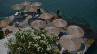 Aegina Island HOTEL |  | GALLERY FACILITIES Private beach
