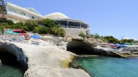 Aegina Island HOTEL |  | FACILITIES Private beach