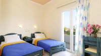 Aegina Island HOTEL |  | GALLERY ROOMTYPES Triple  Room